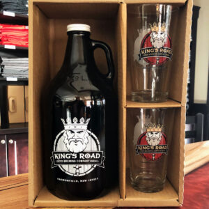64 oz. Glass Growler
